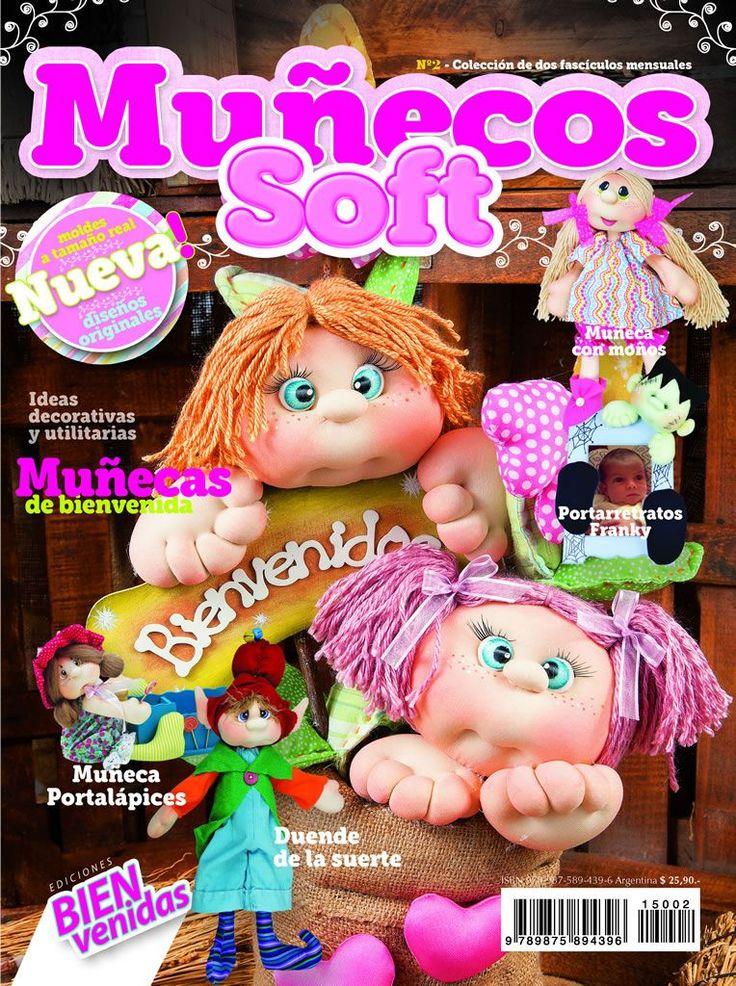 Muñecos Soft 2015 N° 02 - Ediciones Bienvenidas