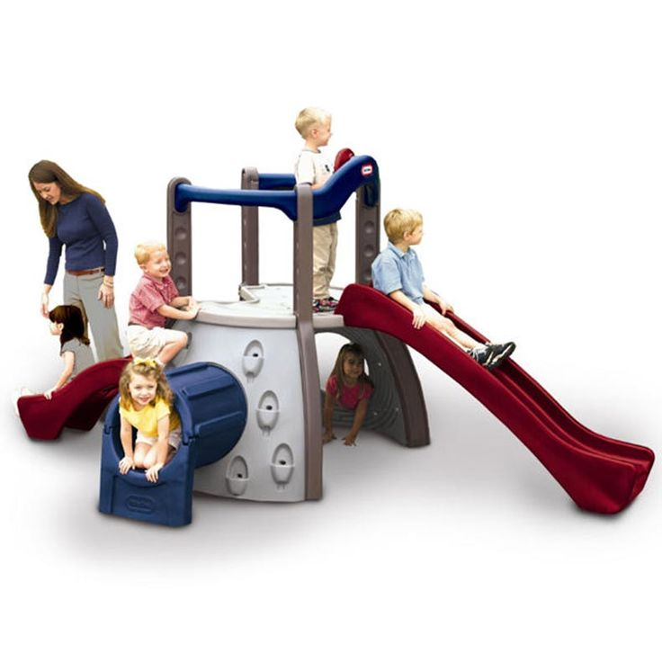 Backyard Kidsu0027 Climbers And Slides Help Develop Large Motor Skills, Balance  And Coordination. Our Play Climbers And Slides Are Just The Right Size For  ...