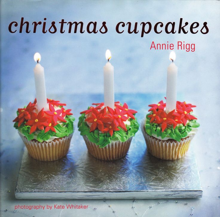 EN: Christmas Cupcakes von Annie Rigg, Ryland, Peters & Small Ltd 2011