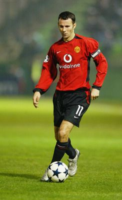 Ryan Giggs - Legend