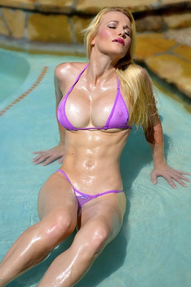 Blonde Jill 69