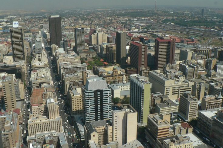 42-Best Holiday Destinations: Johannesburg, South Africa