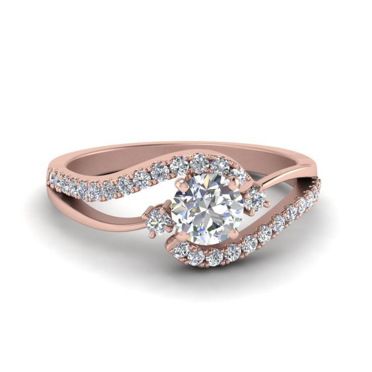 best 25 side engagement rings ideas on
