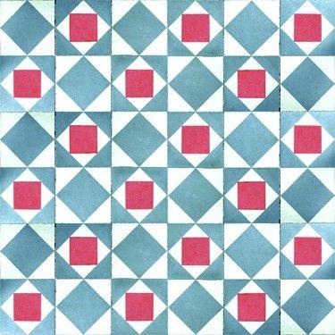 Tiles Kaleido bij Behangwebshop