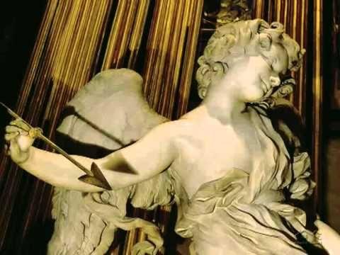 El extasis de Santa Teresa Comentario - Bernini - YouTube