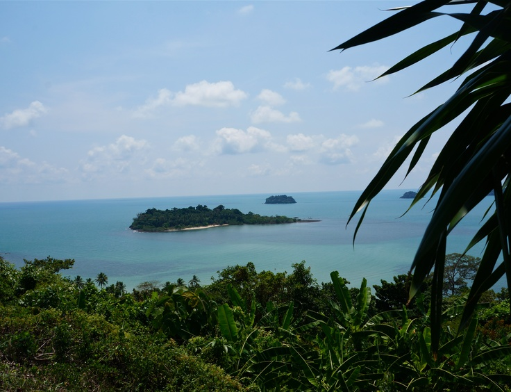 Kai Bae view Point, Koh Chang. http://www.kathrinerostrup.dk/2013/04/exploring-koh-chang-part-i/