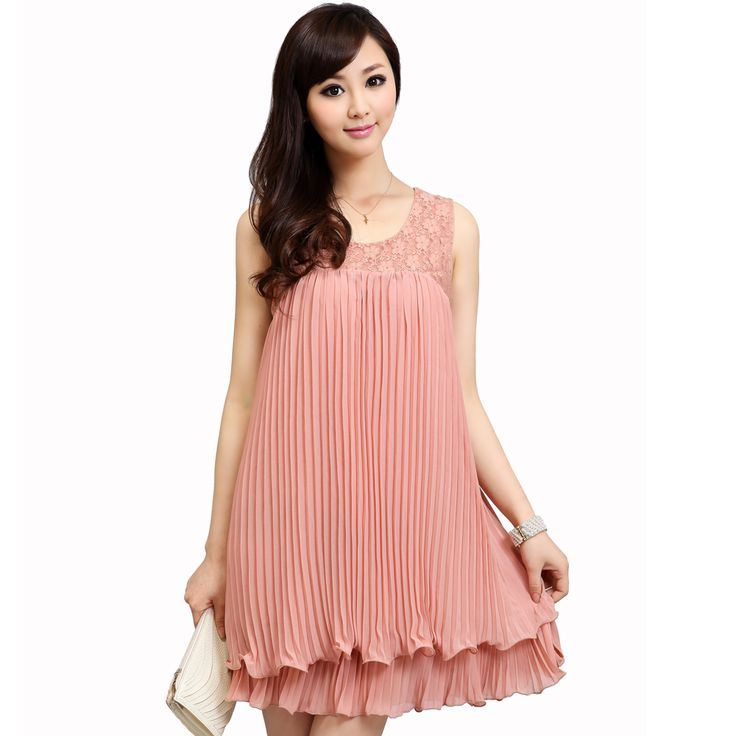 Maternity Summer Dress Lace Chiffon · Dresses For Baby ShowerDresses ...