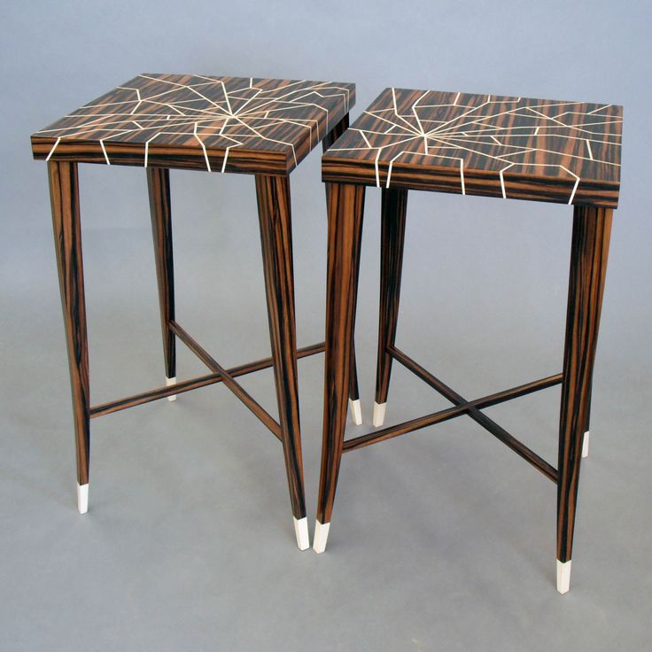 shattered side tables by Cosmo Barbaro Furniture. 17 Best images about Fancy Furniture Pieces on Pinterest   Sofas
