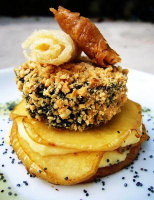 rețete Lola: Crocanti Rios cârnați de mere și brânză lasagne