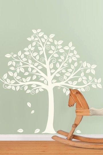 Silhouette Wall Art Tree Kit by WallPops! on @HauteLook