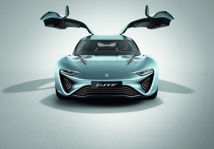 e-Sportlimousine vs. Tesla Model S  With a 120 kilowatt-hour flow-cell, Quant claims a range of 372 miles or more. That seems par for the course when compared to the EPA-rated 265 miles of an 85 kWh Tesla Model S, but you can assumes the e-Sportlimousine is a great deal lighter thanks to those flow cells, which are smaller than the Tesla's batteries.