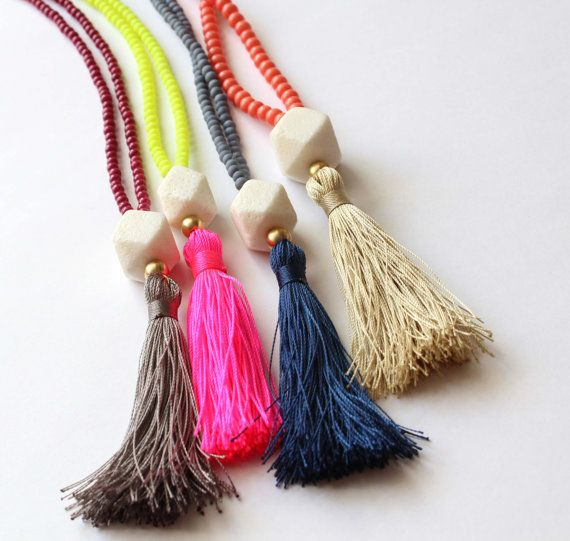 how to make long necklaces