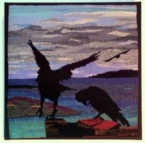 Stories of the Sea: Tapestries and Artifacts Inspired by the Ocean - Fiber Art Now