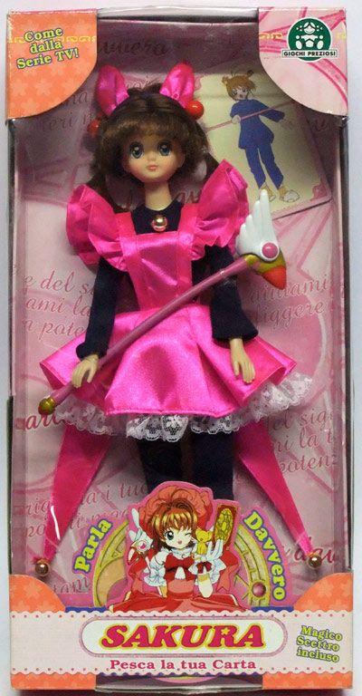 card captor sakura doll   Card Captor Sakura 11-inch ...