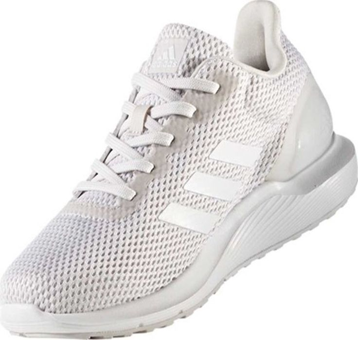 Adidas cloudfoam cosmic 2 white grey running shoes sneakers trainers cp9490