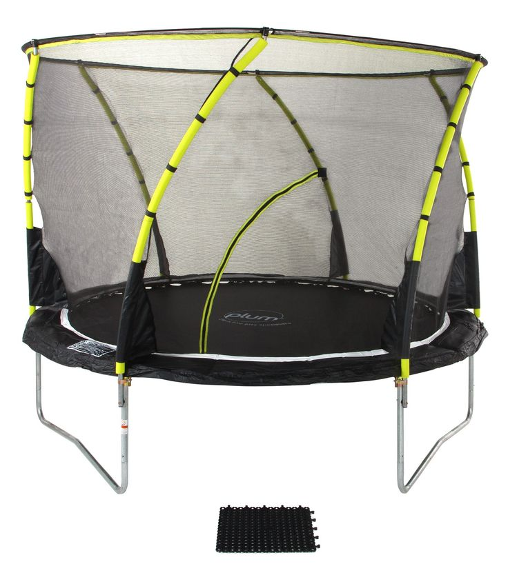 Trampoline Springs B Q: Best 25+ 8ft Trampoline With Enclosure Ideas On Pinterest