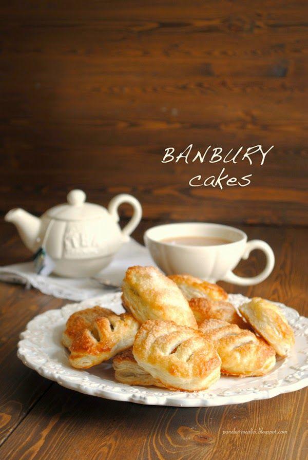 Pane, burro e alici: Banbury Cakes