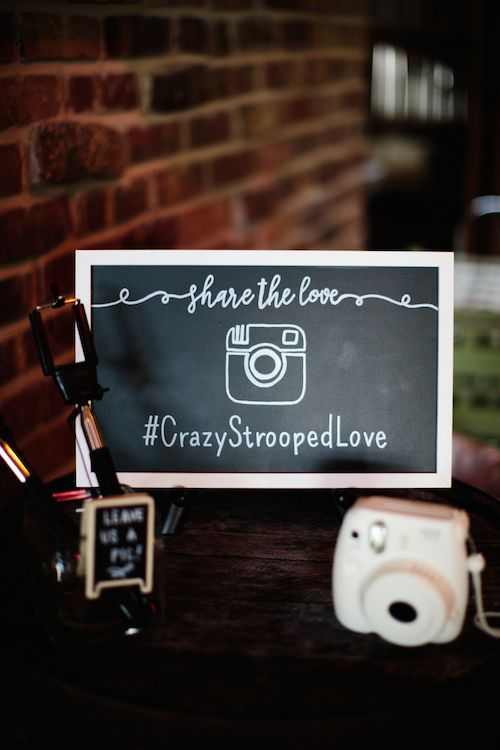 Brides: These Are the Best Wedding Hashtags We've Ever Heard