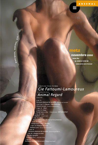 Michal Batory – Cie Fattoumi-Lamoureaux, 2002