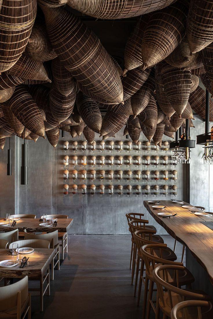 Spicy NoSpicy Restaurant & Bar, Kiev, Ukraine / YOD Design Lab