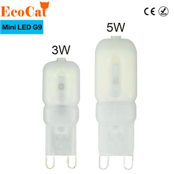 ECO CAT G9 led 220V 14LEDs 22LEDs LED G9 Lamp Led bulb SMD 2835 LED G9 light Replace 20W/40W halogen lamp light  Price: 6.50 USD