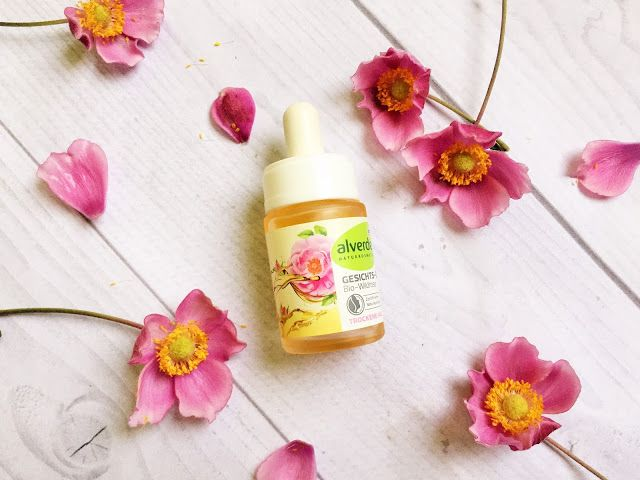 Make-Life-Green: Kosmetyczni Ulubieńcy - Różany olejek do twarzy, włosów i paznokci Alverde