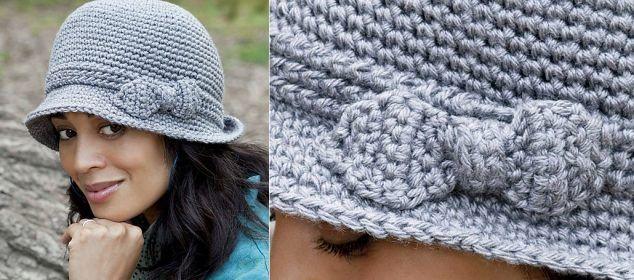 Crochet Beautiful and Elegant Hat
