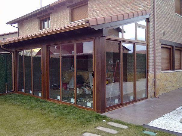 Las 25 mejores ideas sobre cerramientos de aluminio en - Cerramientos de aluminio para porches ...