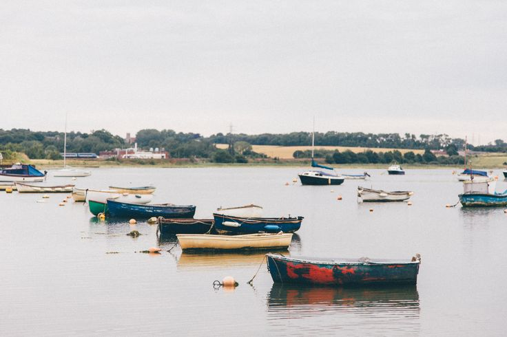 georgie kerr photography | boats | river stour