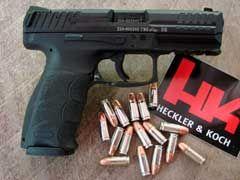 Heckler & Koch VP9 Striker-Fired Semi-Automatic 9x19mm Pistol