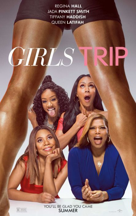 What Girls Trip Did for Women, Hollywood and Travel