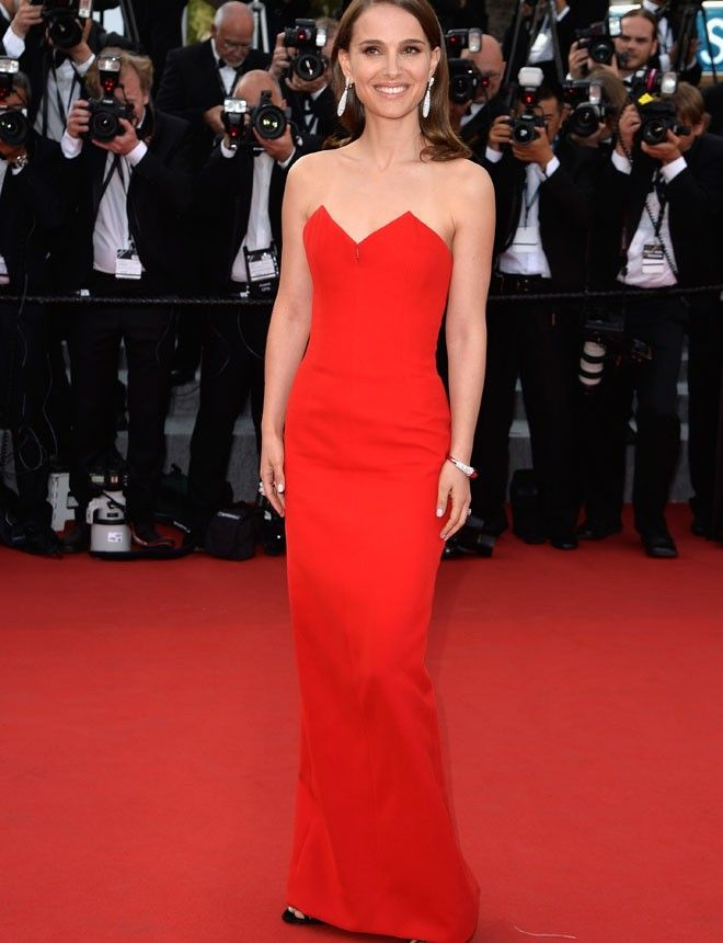 261 best Mejor vestidas · Red Carpet images on Pinterest ... натали портман рост