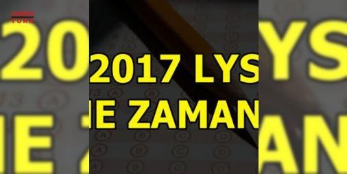 """LYS ne zaman?: Sınava katılım sağlayacak olan milyonlarca aday, merakla """"LYS ne zaman?"""" diye merak ediyor. Peki LYS ne zaman yapılacak? İşte LYS sınav tarihleri ve detaylar..."""