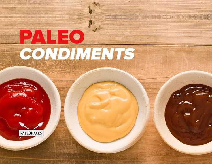 Dress your favorite Paleo dishes with these simple and delicious Paleo condiments!