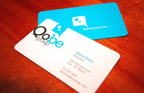 44 Awesome Business Card Designs that Will Inspire You - You The Designer