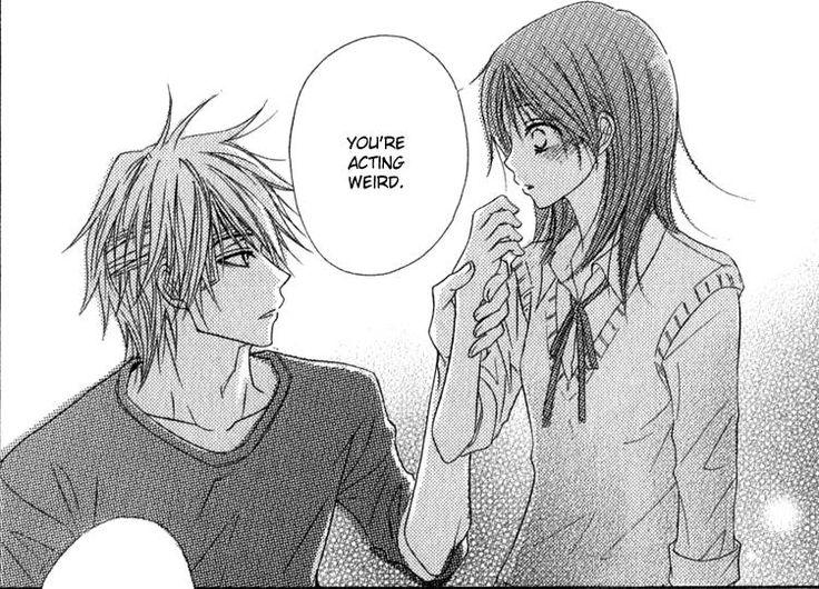 Image result for dengeki daisy manga tickle