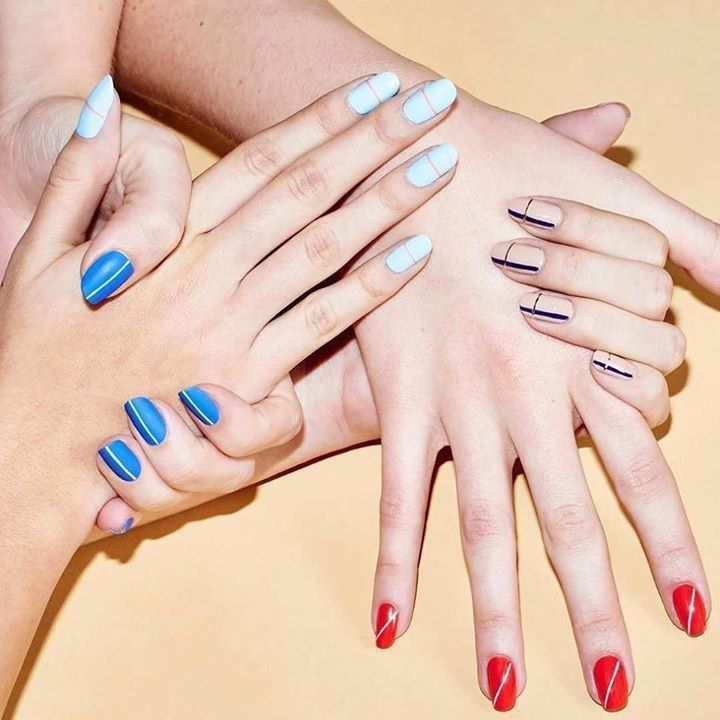 It is almost the weekend. Your nail art friends would surely love a weekend nail party. Tag your besties here. From @paintboxnails #nailart #naildesign http://ift.tt/2cJXhcK