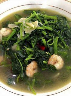 Masakan Melayu: Tumis- tumis Sayur Bayam
