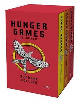 """SUZANE COLLINS - Coffret collector de la trilogie """"Hunger Games"""" [54,45 €]"""