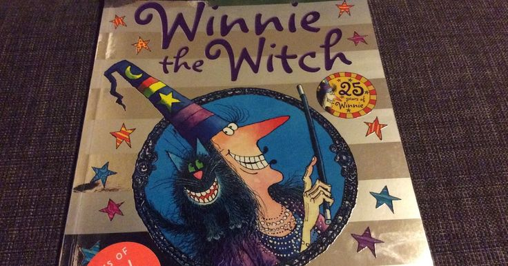 Winnie the Witch, Valerie Thomas and Korky Paul