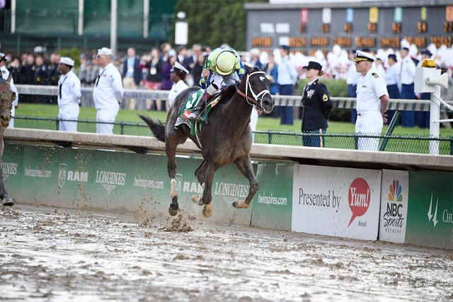Always Dreaming captures Kentucky Derby 143   2017 Kentucky Derby & Oaks   May 5 and 6, 2017   Tickets, Events, News