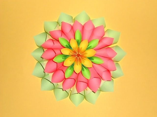 7 best оригами images on Pinterest | Paper crafts, Papercraft and ...