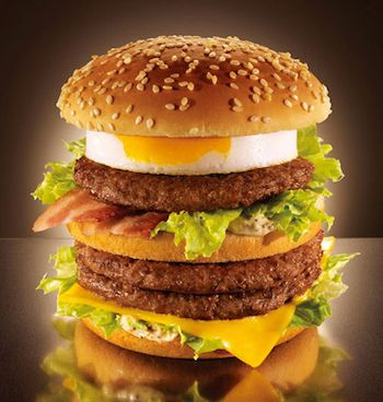 45 McDonald's Items Not Available In The U.S. That Should Be: Gifts Cards, American Food, Diet Tips, Shoes Fashion, Weights Loss Diet, Burgers, Mr. Big, Fast Food, Big Mac