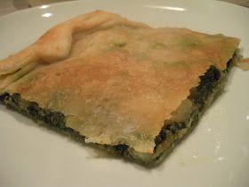 In Cucina con l'Ostessa: Torta d'Erbi