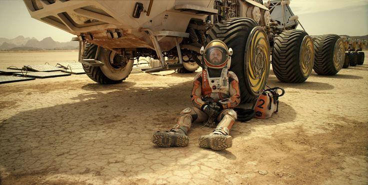 The Martian / Marsjanin, USA 2015, reż. Ridley Scott #łódź #lodz #pgnig #transatlantyk #festival