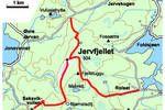 Trondheim: Jervfjellet