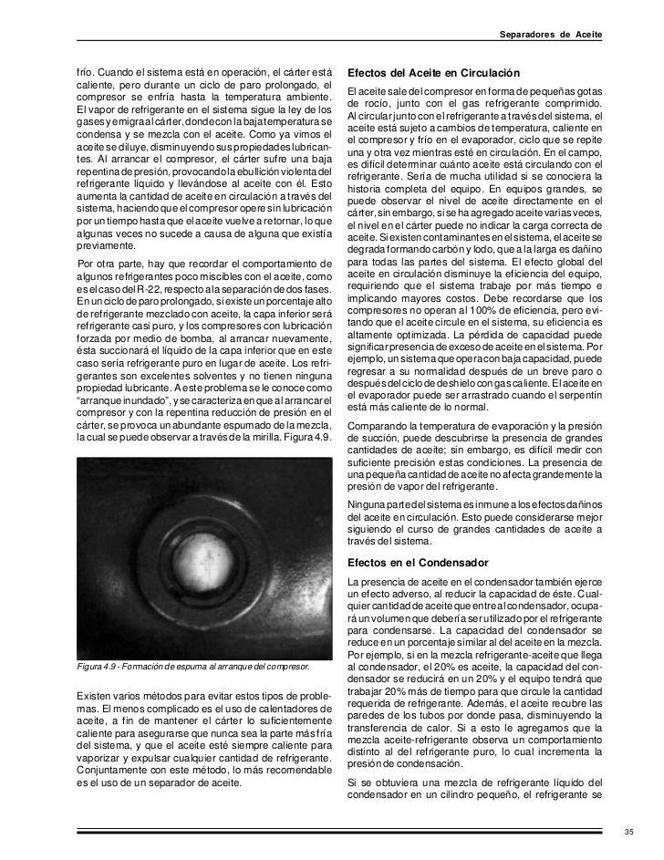 LIBRO REFRIGERACION.pdf en 2020 Acondicionado