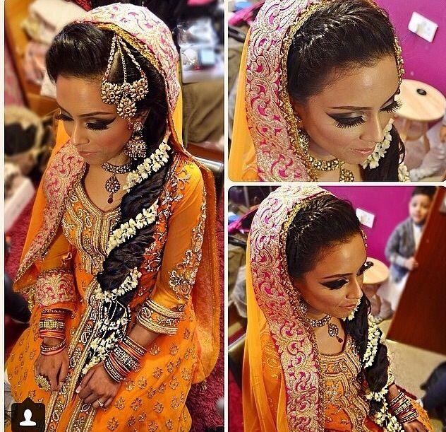 Hairstyles Pakistani Mehndi: 217 Best Mehndi Dresses Images On Pinterest
