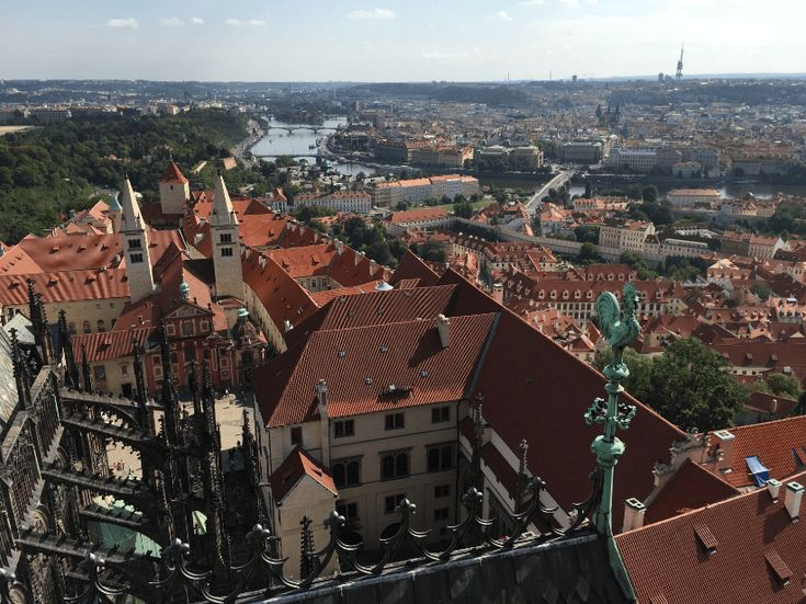 Prague Castle is Czech proudest and most magnificent heritage. It's also one of the biggest coherent castle complex according to the Guinness Book of World Records. None other castle complex is as magnificent as Prague Castle in the world. This is the only sole reason attracted me to visit this castle! There are many great point of interest within Prague …