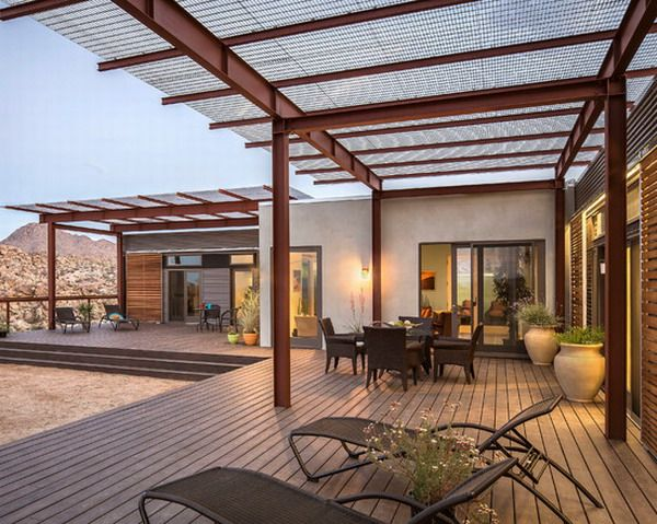 How To Build A Roof Over Existing Patio Or Deck In 2019